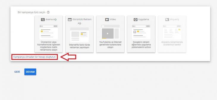 google ads anahtar kelime planlayici kullanimi