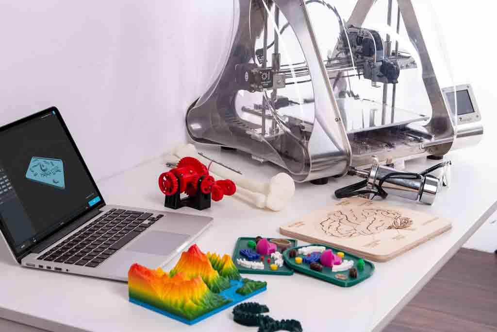 gelecegin meslekleri 3D uretim muhendisi