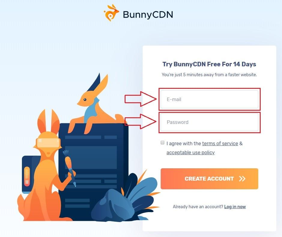 wordpress bunny cdn kurulumu