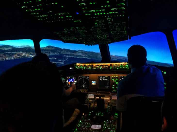 pilotluk meslegi