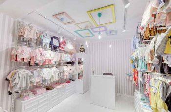 bebek giyim mağazası 1