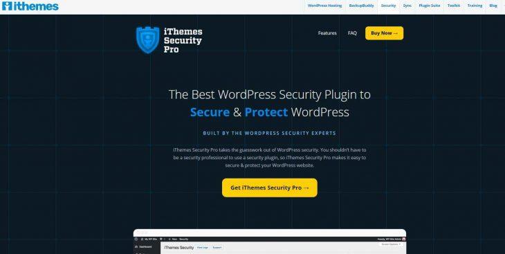 iThemes Security wordpress guvenlik eklentisi